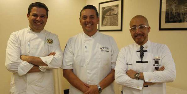 World Association of Chefs Societies (WACS): Chefs ecuatorianos seleccionados como jueces internacionales