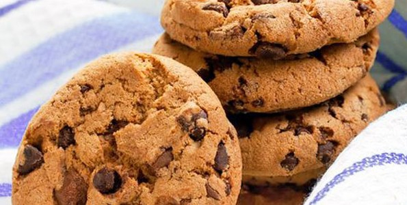 Cookies de chocolate