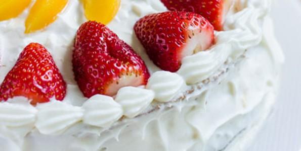 Receta pastel de tres leches