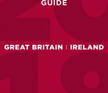 Guía MICHELIN Great Britain & Ireland 2018