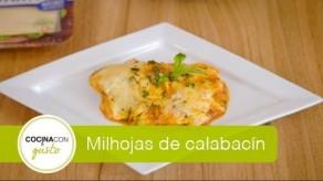 Milhojas Calabacín - Mario Sandoval