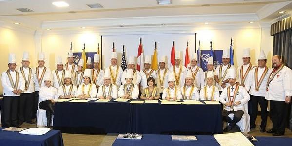 Organización de Asociaciones Gastronómicas de las Américas y el Caribe: la Presidencia se quedó en Ecuador
