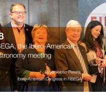 FIBEGA participa en el 2º Informe Global de Turismo Gastronómico de la OMT
