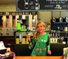 """Meritxell Falgueras, autora de """"Qué beber cuando no bebes"""""""
