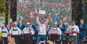 Semifinal del Mundial del Encebollado en España